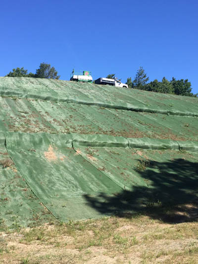 Commercial Hydroseeding Services